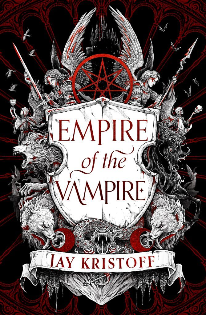 EMPIRE OF THE VAMPIRE UK /AUS COVER giveaway